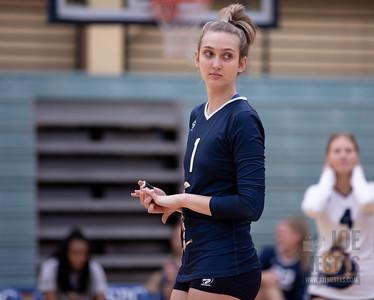 St Petersburg College vs Broward College Women's Volleyball