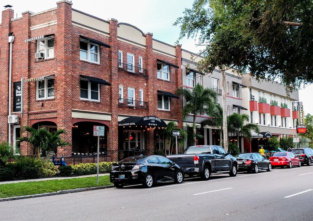 The Hollander Hotel