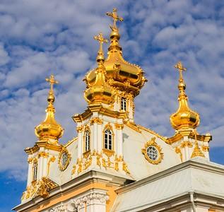 Peterhof Palace.