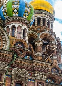 Church of the Savor on Spilled Blood