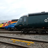 HST line up, differcult to miss the visitors, opps customers!