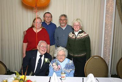 2008-11-23 Larry Girard 90th birthday