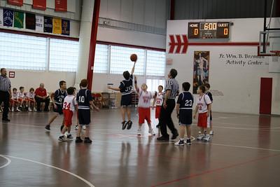 2009-01-31 Basketball