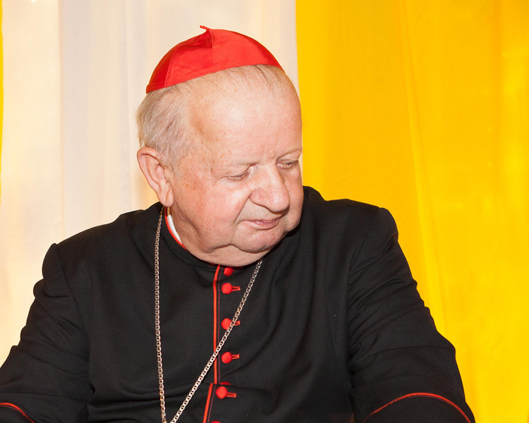Cardinal Dziwisz - Four Eagles Award