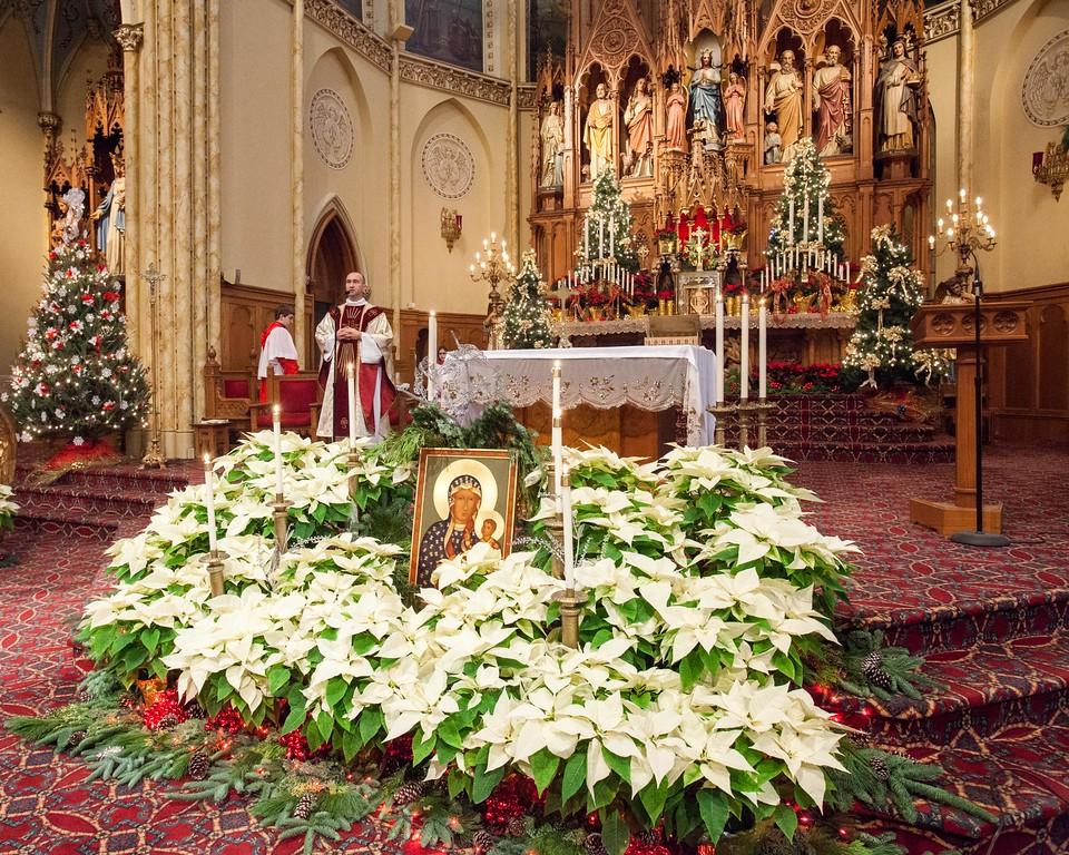 Xmas Polish Mass 2014-3609