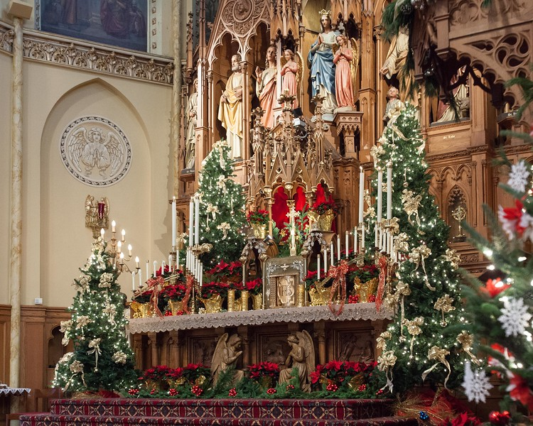 Christmas 10:AM Polish Mass