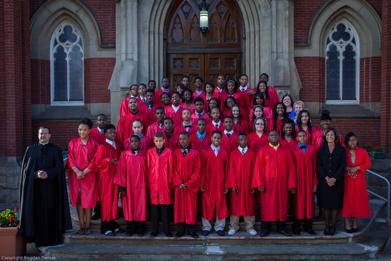 St. Stanislaus Graduation 2013