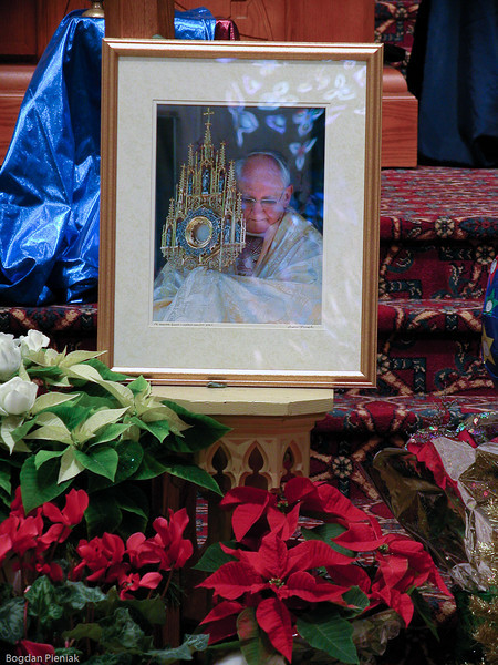 Portrait of Fr. William By Bogdan Pieniak