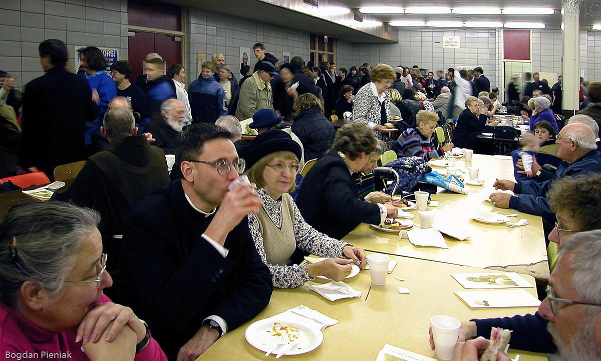 Reception After Mass