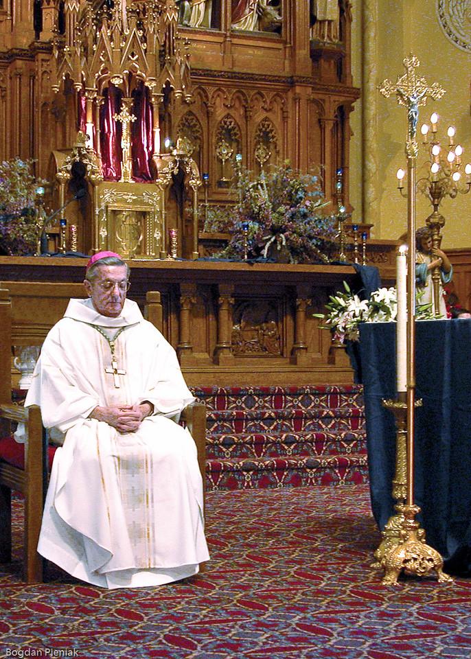 Bishop Anthony Pilla