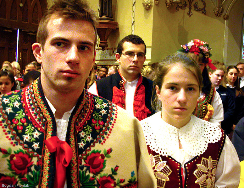 Polonia Youth Representatives