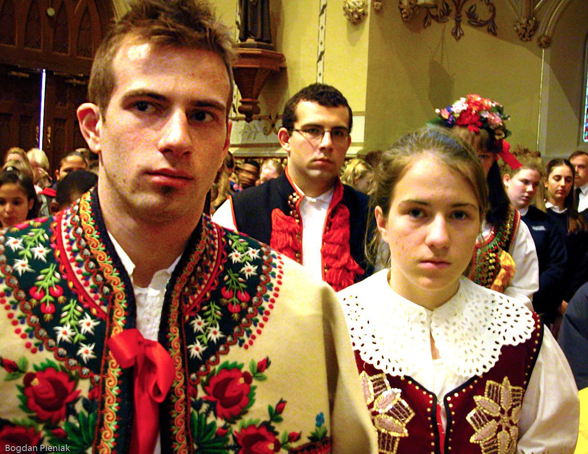 Polonia Youth Representatives