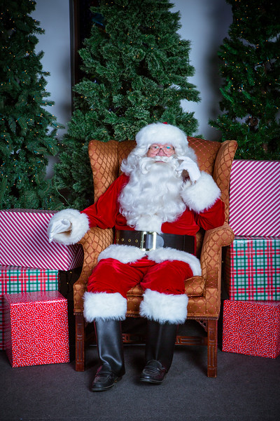 St. Therese Breakfast with Santa-12-2-2017