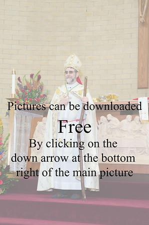 Bishop Francis Ordination