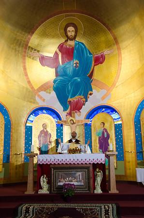 Fr Andrew First Mass