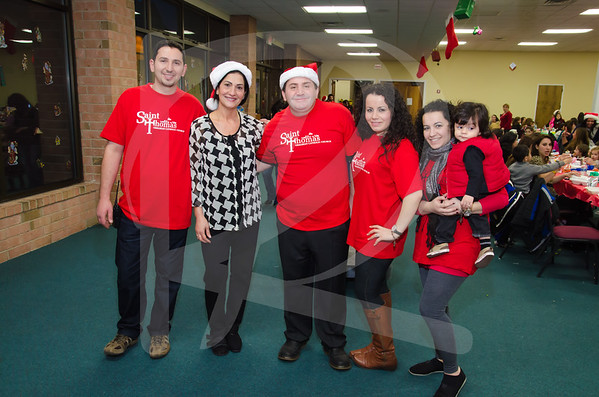 St Thomas Christmas Party 2012