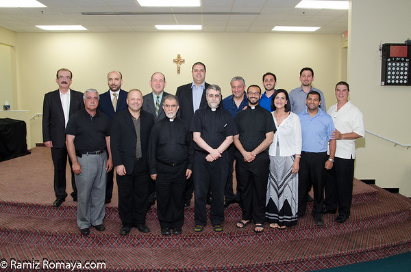 St Thomas Council Dinner 2014