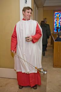January 10, 2010 Sunday Morning Service