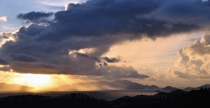 Light on the islands