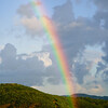 Rainbow over Hassel Island, St. Thomas, USVI