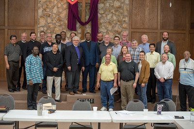 Clergy Retreat 2018-0317