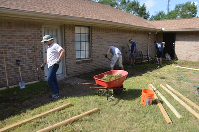 Eagle Scout Project July 2016