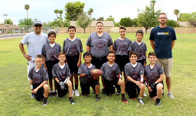 5th - 6th Flag Football