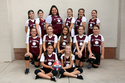 7th - 8th Grade Volleyball