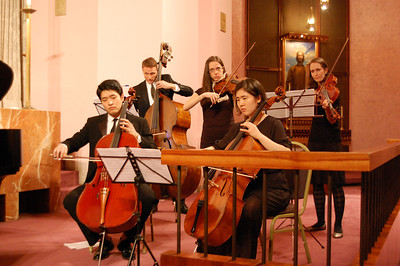 Bach and Liszt Concert, St. Vartan Cathedral, New York, September  25, 2013
