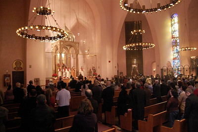 Christmas Celebrations at St. Vartan Cathedral, January 5-6, 2012