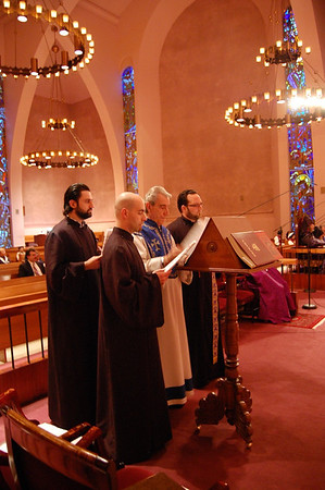 Sacred Music at St. Vartan Cathedral, March 2012
