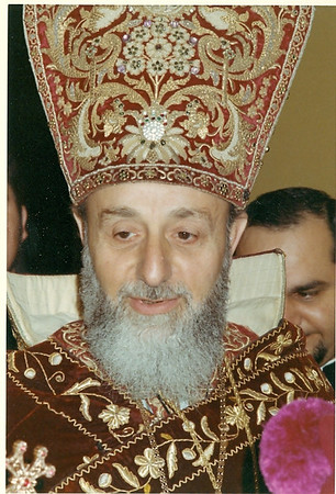 Consecration of St. Vartan Armanian Cathedral, April 28, 1968
