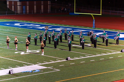 9-13-2014 St Vincent Band at Hempfield
