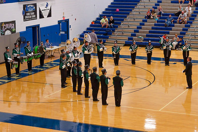 9-19-2015 St Vincent Band at Hempfield