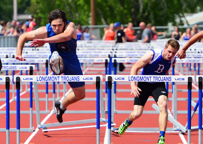 St Vrain Invitational Track