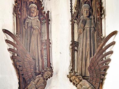 Cardinal Wolsey and Anthony Hansart