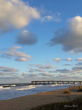 County Pier by Brianna Plant