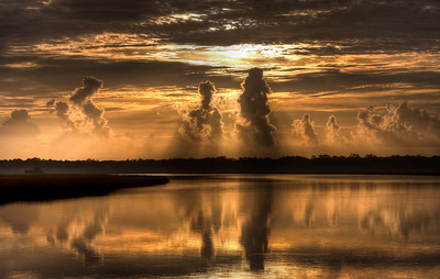 river-thunderheads-sunrise