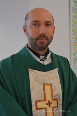 Welcome Fr. Roch 9-8-13