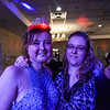 St. Bernards math teacher Ms. Kim Hilton honors St. Bernards student Samantha Dubois with a crown signifying her 18th month cancer free during Saturday nights junior/senior prom at the Sterling Country Club.  SENTINEL & ENTERPRISE JEFF PORTER
