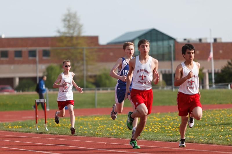 Lyman Track Meet