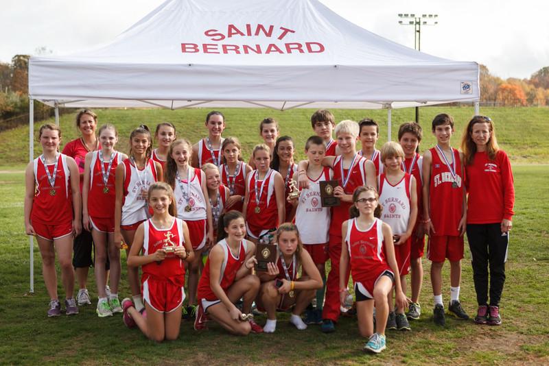 St Bernard's Invitational