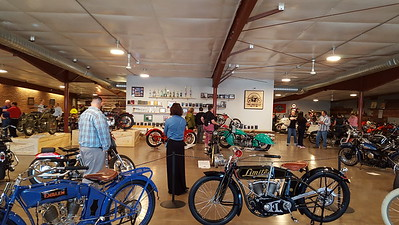StFrancis Motorcycle Museum