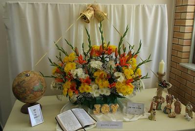 Floral Display 2013