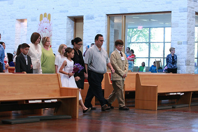 St John Vianney, Confirmation, April 11, 2013