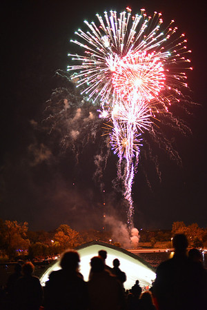 St. Louis Symphony Fireworks in the Park 2012