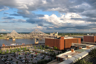 Martin Luther King Bridge - St. Louis, MO