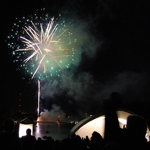 St. Louis Symphony Fireworks in the Park 2011