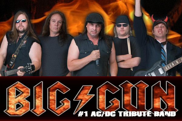 BIG / GUN A AC/DC Tribute