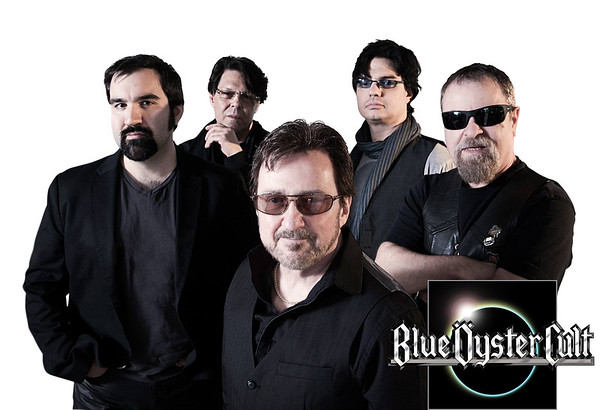 BLUE OYSTER CULT @ CHESTERFIELD AMPHITEATER
